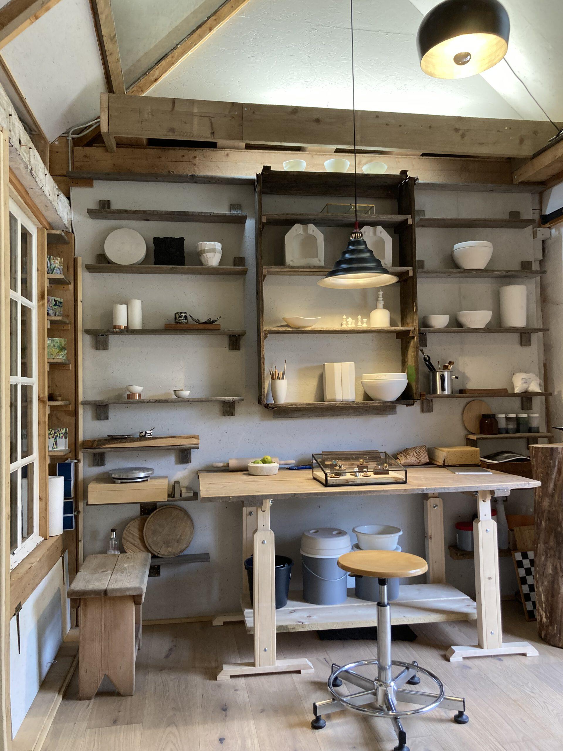 Atelier Lumos - Design ( Sabine Roock) Porzellan