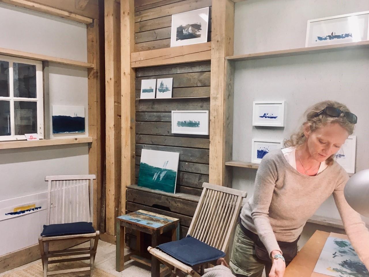Atelier Luette Smeed - Sabine Thomas